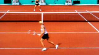 Alona Bondarenko - Virtual Creation For Top Spin 3- Playstation 3