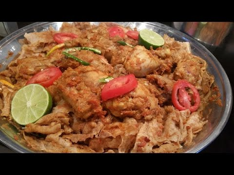 Sobat Painda Traditional Dish of DIKhan Kulachi Pakistan