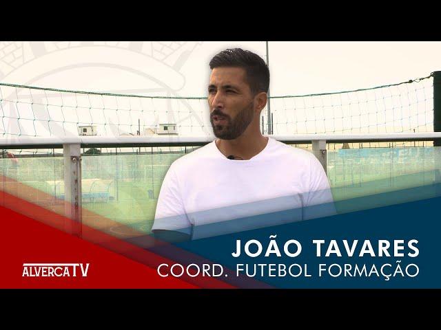 JOÃO TAVARES   COORD. FUTEBOL FORMAÇÃO