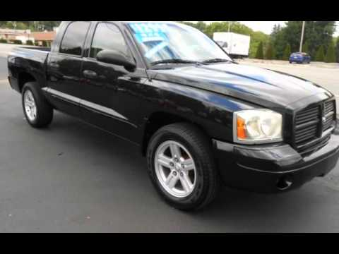 2007 dodge dakota quad cab slt for sale in butler pa