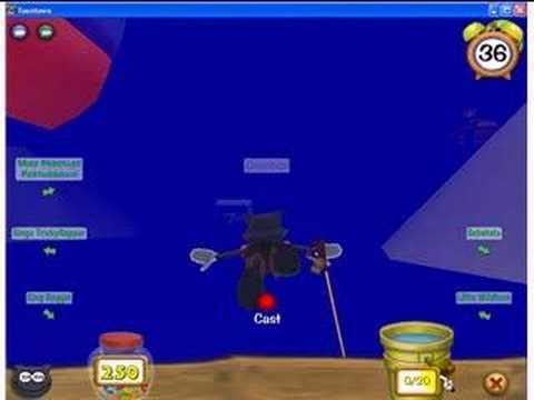 Toontown rewritten fishing glitch doovi for Ttr fishing guide