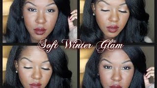 Soft Winter Glam (Too Faced Semi Sweet Chocolate Bar Palette) Thumbnail