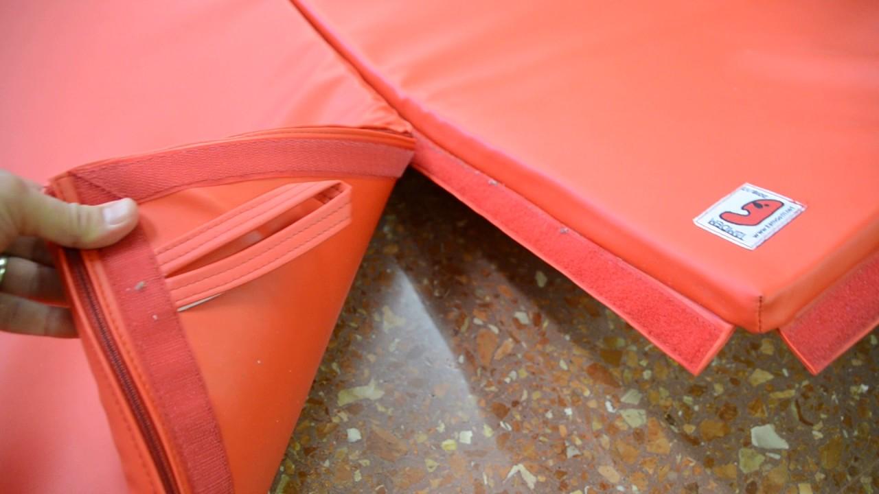Tatami de suelo para gimnasios y salas de psicomotricidad for Suelos para gimnasio