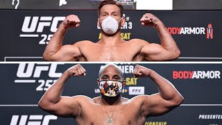 UFC 252: Miocic vs Cormier 3 - Weigh-in