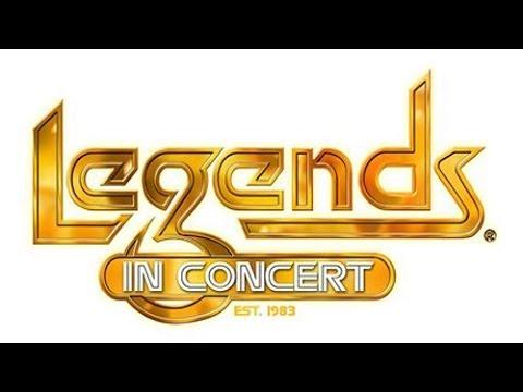 Old Time Rock 'n' Roll - Legends In Concert  (Full Album)