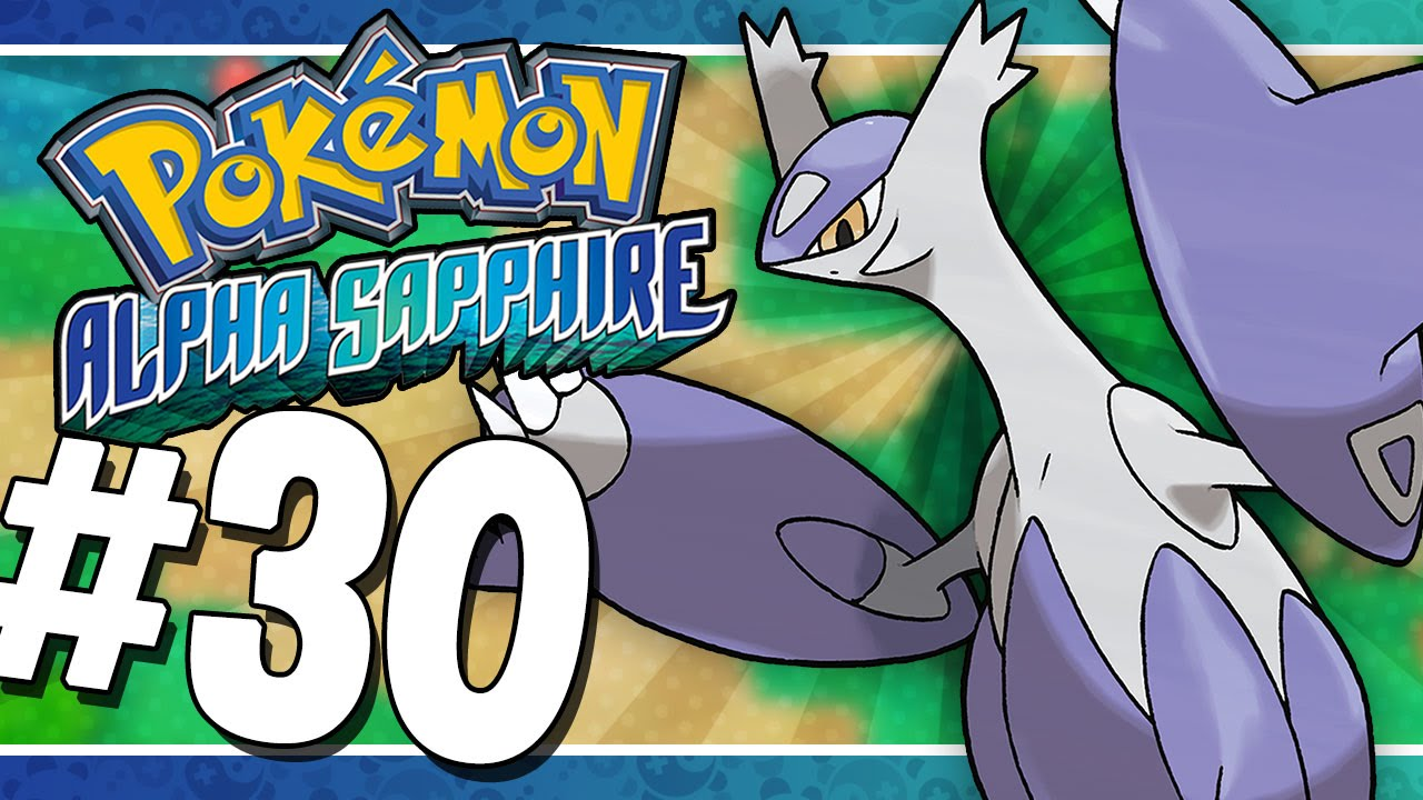 how to catch latios in pokemon alpha sapphire
