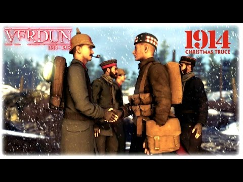 Verdun - Christmas Truce - War Child Armistice