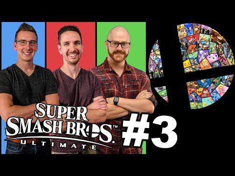 Personality Types? | Super Smash Bros #3