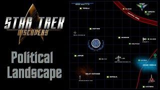 Political Landscape in Star Trek: Discovery - A Captains StarLog: Nov 18th, 2016