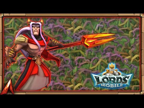 Guild  Monster Hunting Event! Lords Mobile