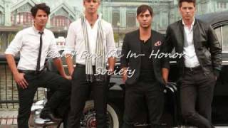 Honor Society- Can't Box Me In with Lyrics Mp3