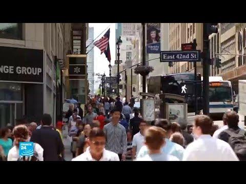 الاقتصاد الأمريكي يسجل رقما قياسيا بعجز الموازنة الفيدرالية  - 16:55-2018 / 10 / 16