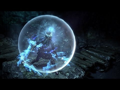 Path of Exile: Arctic Character Effect