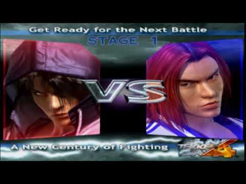 Tekken 4 - Get Ready For The Next Battle