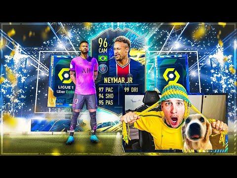 OMG!😱 CHIPSY & ICH ziehen NEYMAR TOTS🔥🇧🇷 FIFA 21