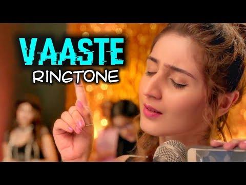0 29 Vaaste Ringtone Download Dhvani Bhanushali Mp3