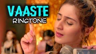 Vaaste | Ringtone download⬇️ | dhvani bhanushali 🔥 | mp3