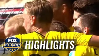 Video Gol Pertandingan Borussia Dortmund vs Mainz FC