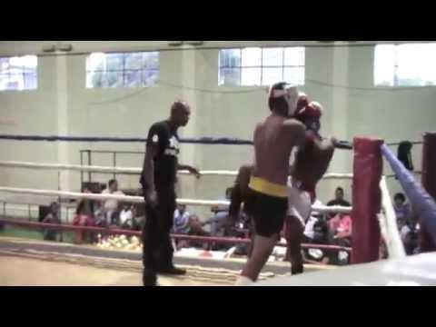 Stephano Batour (BMA) vs Mathieu Sooprayah (Port Louis) – Muay Thai