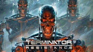 TERMINATOR RESISTANCE All Cutscenes Full Movie Game (2019) 1080p HD
