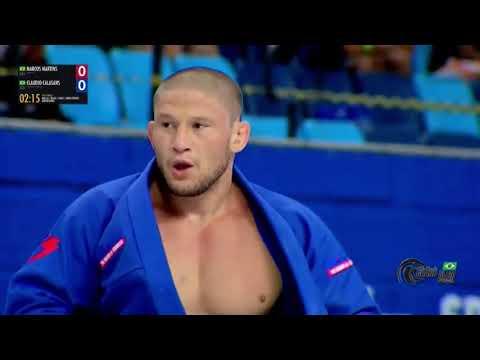 AJP - Claudio Calasans vs Marcos Petcho