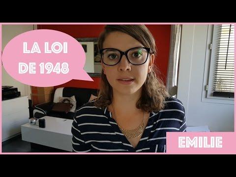 EMILIE #1 - La loi de 1948