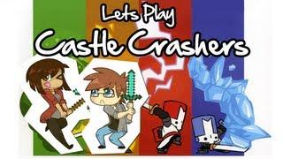 Let's play Castle Crashers - Episode 1 thumbnail