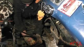 видео КПП УАЗ 469