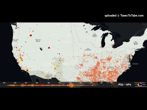 News: Researcher Creates Map of the HIstory Of Lynching In America
