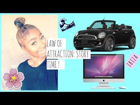 LAW OF ATTRACTION STORY: My dream car, mac computer and holiday to Ibiza