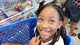 Guess Who's Driving | Black Family Vlogs