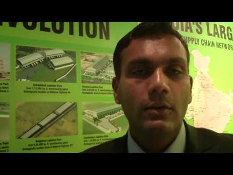 1 of 5   Vineet Kanaujia, Vice President -- Marketing, Safexpress Pvt Ltd