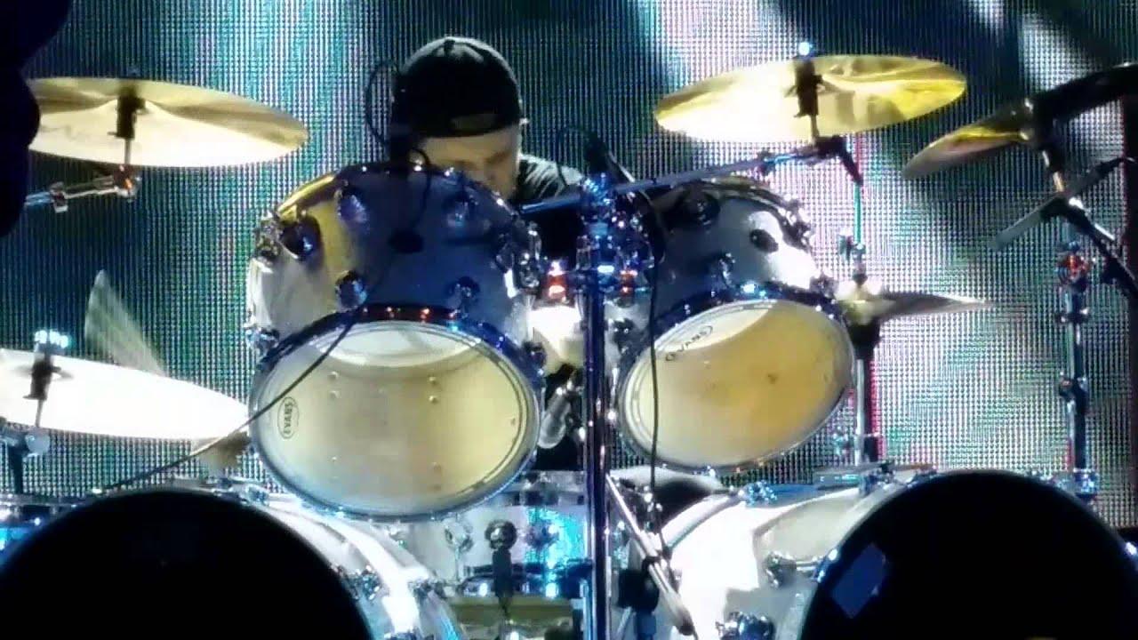 Dave Lombardo Drum Workshop in Sofia Live Club 24.11.2014г ...