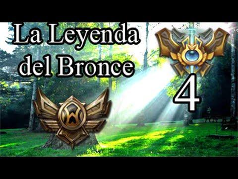 La Leyenda del Bronce (S4) - Ep4 - Leona la asesina de la Grieta