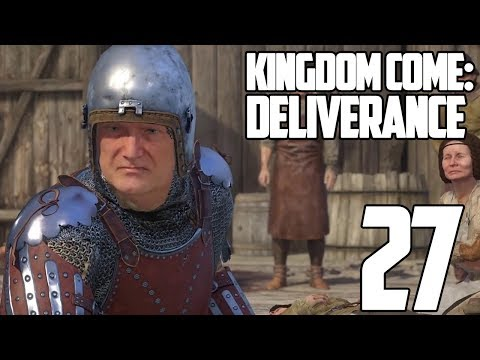 SHE'S HOT AND SHE'S COLD. SHE'S YES AND SHE'S NO   Kingdom Come: Deliverance Gameplay Let's Play #27