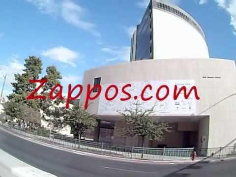 Zappos Downtown Las Vegas Business Development