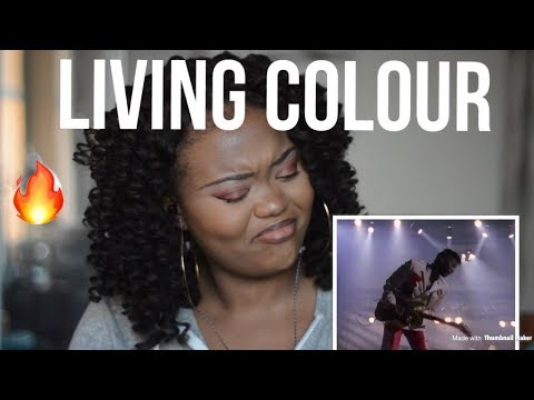 Living Colour- Cult of Personality REACTION!!! 🔥🔥🔥
