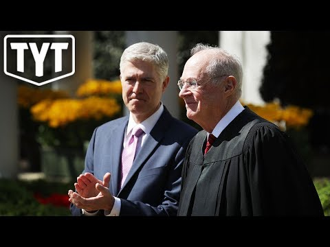 Supreme Court Judge Anthony Kennedy Retires