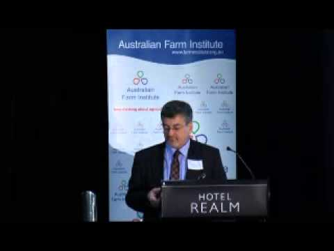 Hugh J Maginnis - Future Trade Opportunities for Australian Agriculture Conference 2015