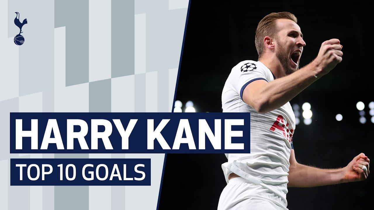 Download HARRY KANE'S TOP 10 SPURS GOALS