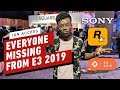 E3 2019's Biggest No Shows - IGN Access