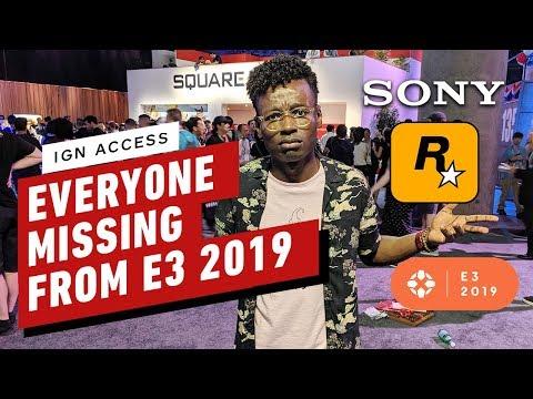 E3 2019&39;s Biggest No Shows - IGN Access