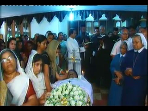 Live  Telecast :Funeral of N.M. Joshua (Vineeth), Nedumparampil, Eraviperoor Part 1 of 3
