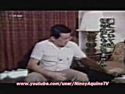 The LAST INTERVIEW of Ninoy Aquino (before he died)