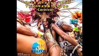 Sun Bailante Soca Groovy 2015 Trinidad & Tobago Carnival