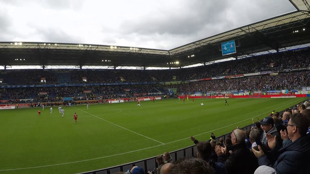 Msv Duisburg Fsv Frankfurt