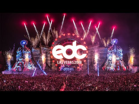 EDC Las Vegas 2018 | Electric Daisy Carnival Festival Mashup Mix | Best Tracks