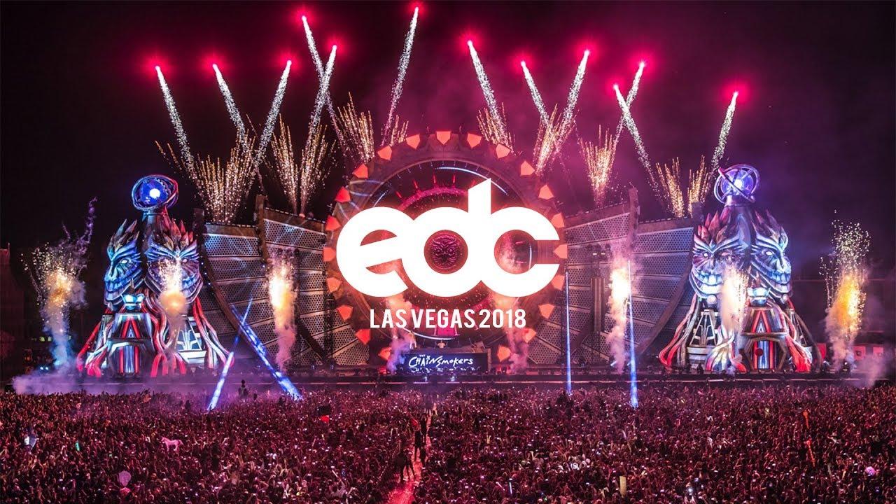 Edc Las Vegas 2018 Electric Daisy Carnival Festival Mashup Mix Best Tracks Youtube