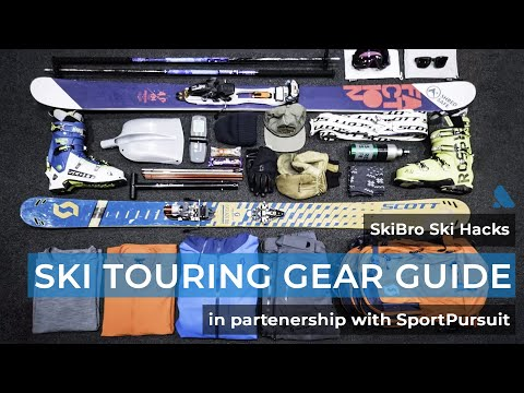 SkiBro X SportPursuit - Ski Touring Gear Guide
