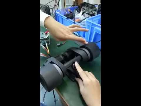 DIYEBOARD'S DUAL BELT MOTOR AND ESC WIRING TUTORIAL VIDEO